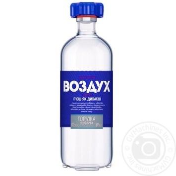Водка Воздух Особая 40% 0,5л