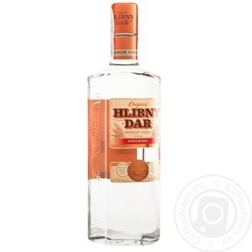 Khlibniy Dar Classic Vodka - buy, prices for Furshet - image 1