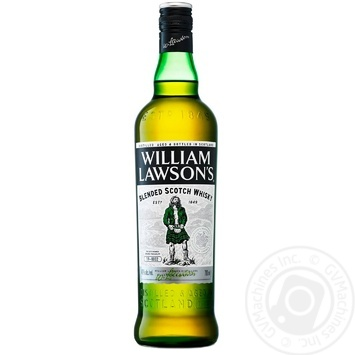 William Lawson's whisky 40% 0,7l