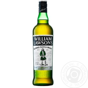 William Lawson's Whisky 40% 1l - buy, prices for Novus - image 1
