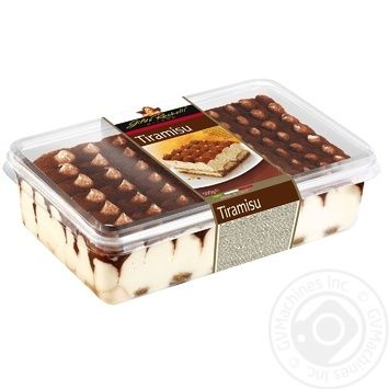 Gildo Rachelli Dessert Tiramisu 500g
