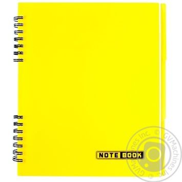 EconoMix А5 Notepad with color dividers 120 sheets - buy, prices for Metro - image 7