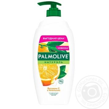 Гель для душа Palmolive с ароматом апельсина 750мл - купить, цены на Метро - фото 1