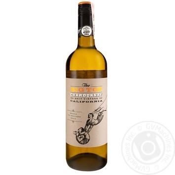 Вино The Big Top Шардоне белое сухое 13% 0,75л