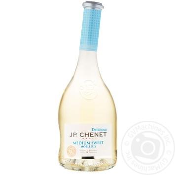 Вино J.P.Chenet Medium Sweet белое полусладкое 0.75л - купить, цены на Novus - фото 1