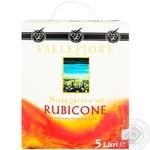 Vallefiore Sangiovese Rubicone Wine red dry 11% 5l