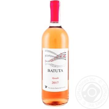 Batuta Rosado Wine rose dry 13% 0,75l