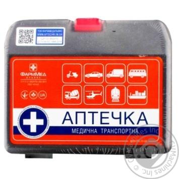 Аптечка медицинская Ecokraft Транспортная первой помощи - купить, цены на Ашан - фото 4