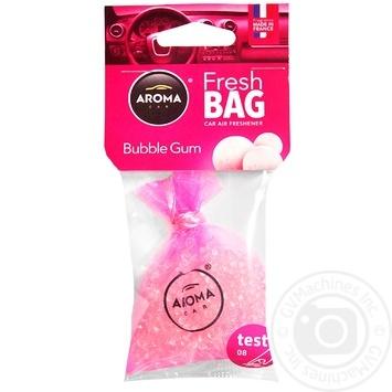 Ароматизатор Aroma Car Fresh Bag жевательная резинка 20г - купить, цены на Таврия В - фото 1