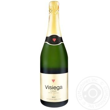 Cava Visiega Sparkling wine white brut 11,5% 0,75l - buy, prices for Metro - image 1