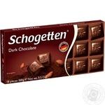 Шоколад Schogеtten темний 100г
