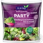 Салат Fit&Easy Party микс 180г
