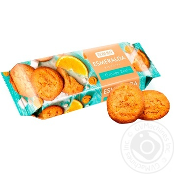 Roshen Esmeralda with orange cookies 150g - buy, prices for MegaMarket - image 1