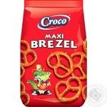 Брецелі Croco максі солоні 750г