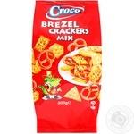 Смесь крекеров и брецелей Croco 500г