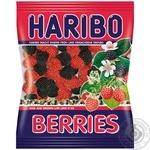 Конфеты фруктовые жевательные Haribo Ягоды 200г