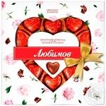 Конфеты Любимов 125г - купить, цены на Novus - фото 1