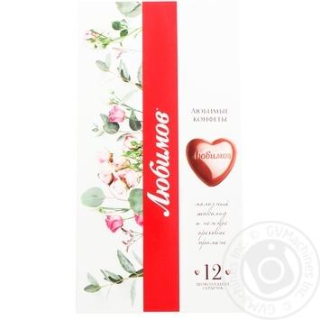 Шоколад Любимов Gapchinska молочный 100г - купить, цены на Фуршет - фото 1