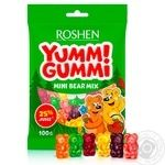 Roshen Yummi Gummi Mini Bear mix jelly candy 100g - buy, prices for Novus - image 1