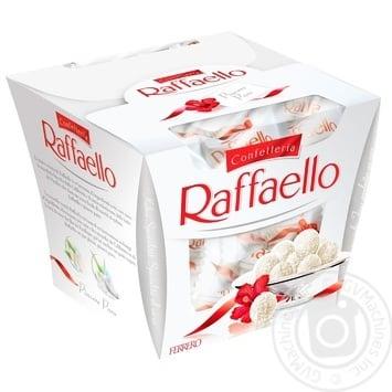 Цукерки Raffaello хрусткі 150г - купити, ціни на Novus - фото 1