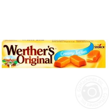 Werthers Original creamy toffees candy 48g - buy, prices for Metro - image 1