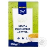 Metro chef packed wheat groats 4*75 g