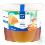 Мед Metro Chef цветочный из разнотравья первый сорт 4,5кг