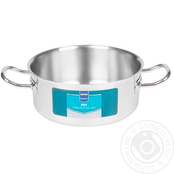 Metro Professional Pan stainless steel 24cm 4l - buy, prices for Metro - image 1