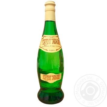 Вино Sassi Avari Вердиччио белое сухое 12% 0,75л