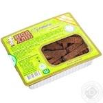Сухарики Riga хлеб Казацкие ржаные соленые с чесноком 100г