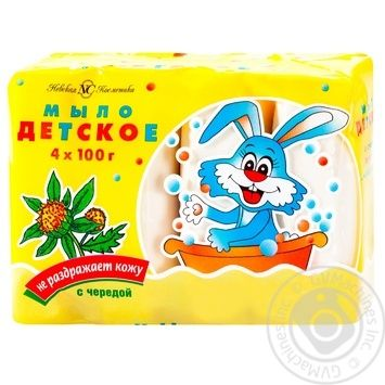 Nevskaya Cosmetica baby soap 4pcs 100g - buy, prices for Auchan - photo 6
