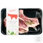 Стейк Глобино Рібай з яловичини на кістці порційний охолоджений