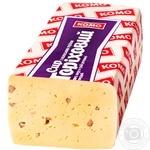 Сыр Комо Ореховый с грецким орехом 50% весовой