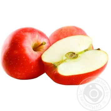 Яблуко Чемпіон перший гатунок вагове - купити, ціни на Varus - фото 1