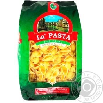 Макаронные изделия La Pasta Черепашки 400г - купить, цены на Таврия В - фото 1