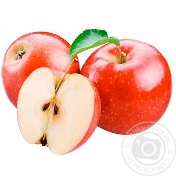 Яблоко мелкое весовое