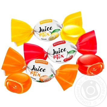 Roshen Mix Juice Caramel