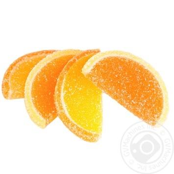 Мармелад Стимул Лимонно-апельсинові дольки ваговий - купити, ціни на Varus - фото 2