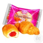 Lucas Croissants with Cherry Filling in Package
