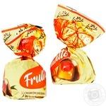 Конфеты Konti Frulatto со вкусом малины и апельсина весовые