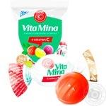 Карамель Konti Vita Mina со вкусом клюква-тимьян весовая