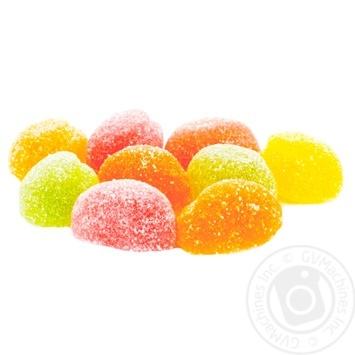 Мармелад Выгода Ассорти фруктовый весовой