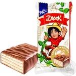 Конфеты Konti Джек с молоком и сливками весовые