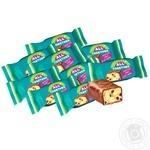 Конфеты Klim All Together с арахисом и черносливом весовые