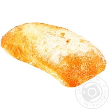 Хлеб Чиабатта бездрожжевая весовая