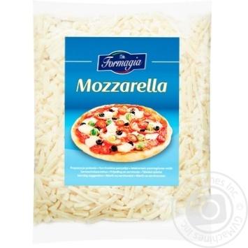 Сыр Formagia Моцарелла тертый 200г