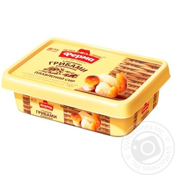 Ferma Cream Processed Pasty Mushroom Cheese - buy, prices for Furshet - image 1