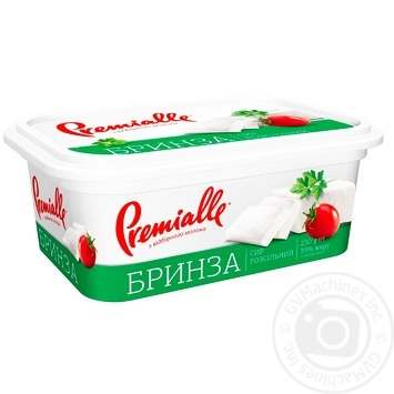 Bryndza cheese Premialle 35% 250g - buy, prices for Furshet - image 3
