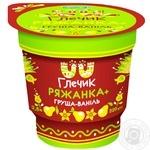 Ряженка Глечик Груша-ваниль 2,9% 320г