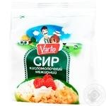 Сир кисломолочний нежирний ВАРТО 400г п/п Україна